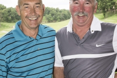 Arnold Bailey, Randy Kay - Net 50-59: Second place)