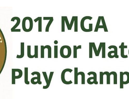 2017 Junior Match Play Championship