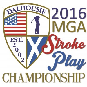 Stroke Play Championship-Finished