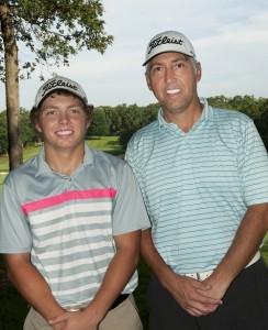 Rick and Jake Laing Championship Flight