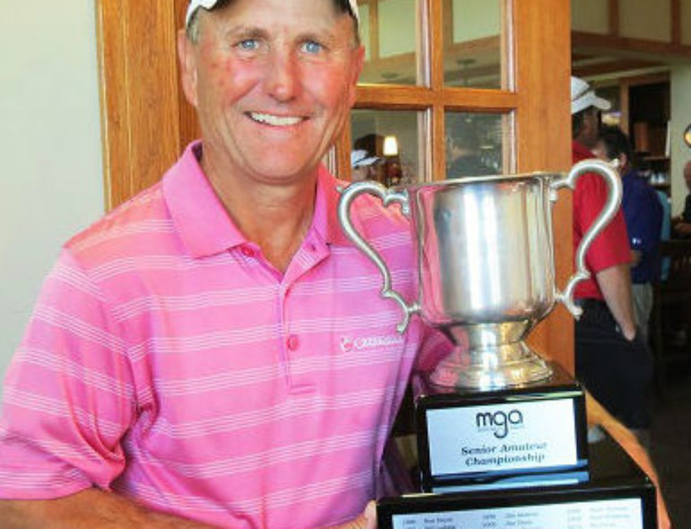 2016 Senior Amateur Champion