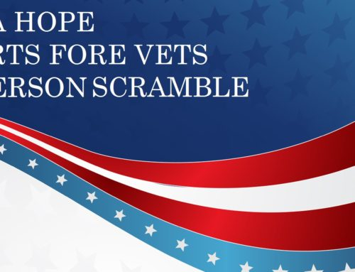 PGA Hope Carts Fore Vets
