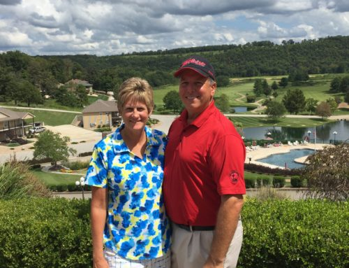 Couples Scramble at Osage National
