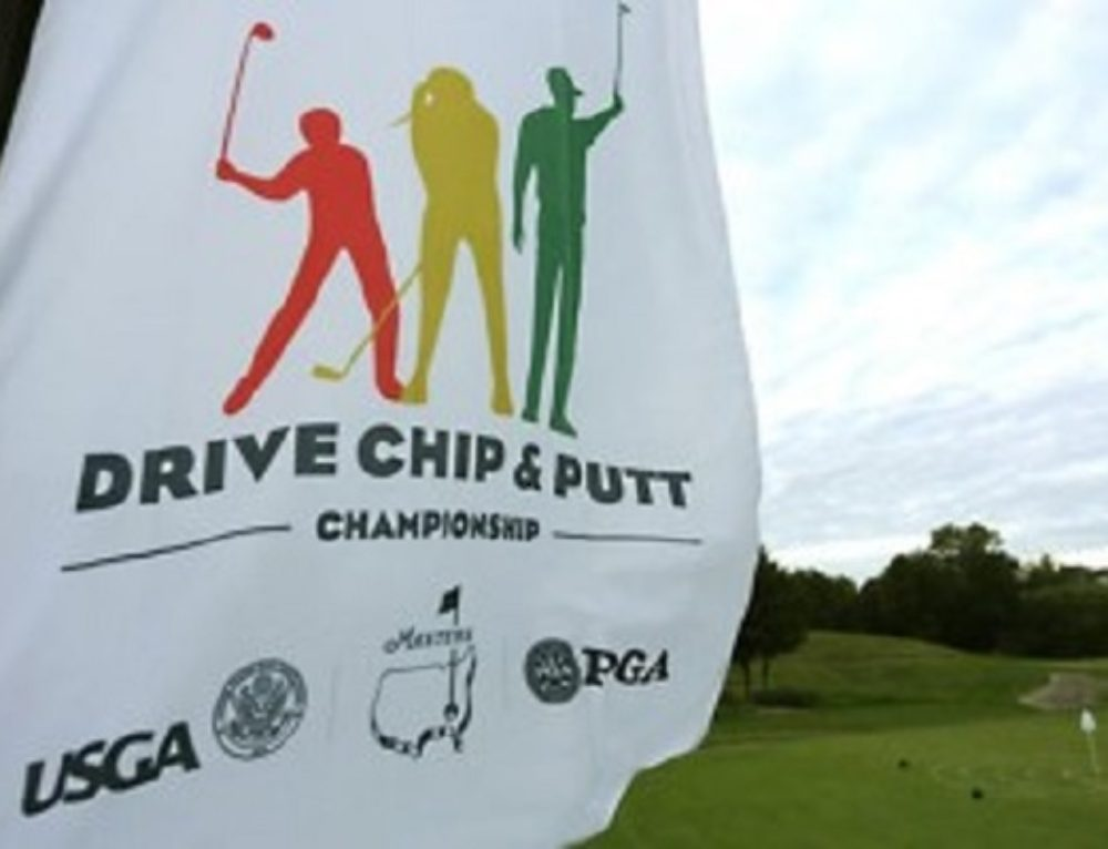 Masters Tournament 2019 Drive Chip & Putt