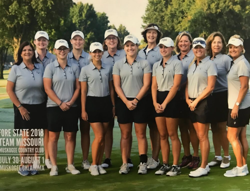 Women's Fore State Team