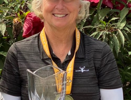 Ellen Port wins her first MGA Senior Amateur Championship
